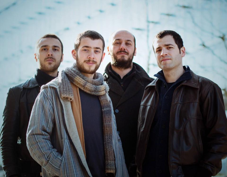 Zola Quartet