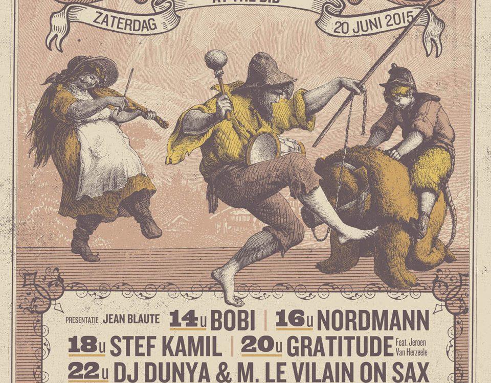 affiche Jazz Zottegem 2015 def klein